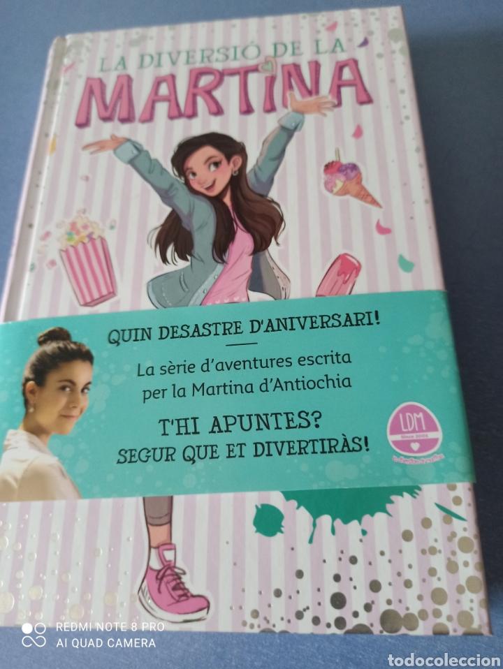 Libros: La diversió de la Martina. Impecable - Foto 3 - 268718859