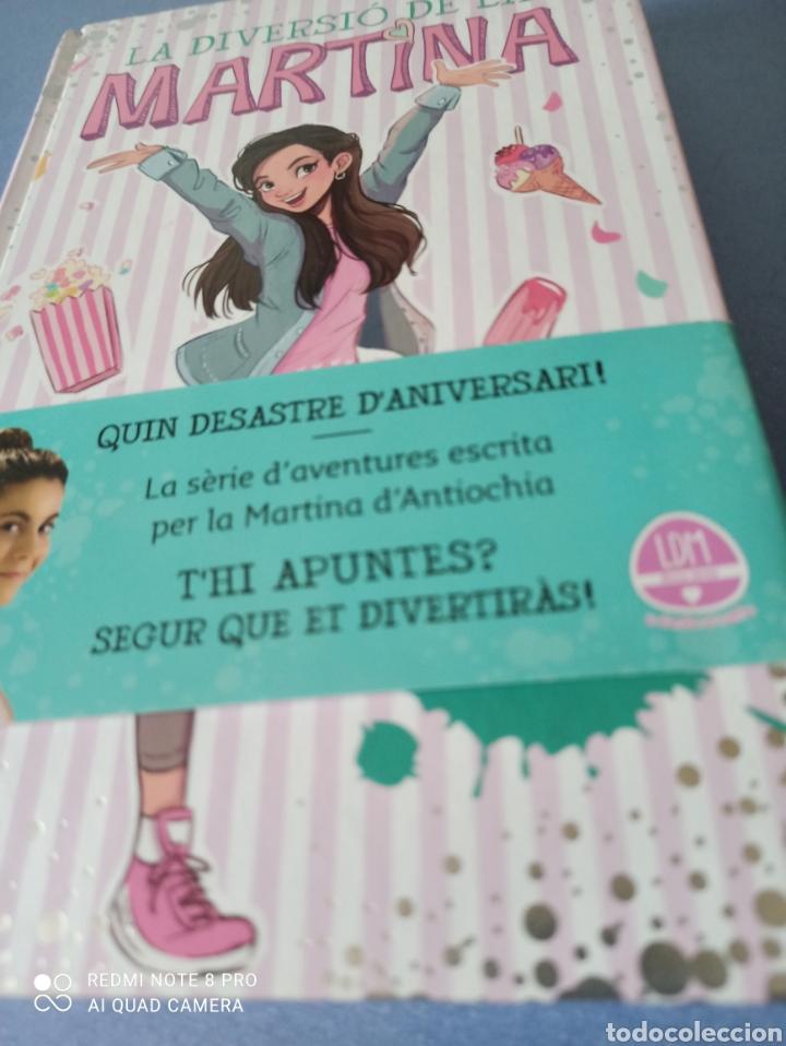 LA DIVERSIÓ DE LA MARTINA. IMPECABLE (Libros Nuevos - Literatura Infantil y Juvenil - Literatura Juvenil)