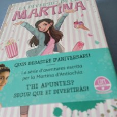Libros: LA DIVERSIÓ DE LA MARTINA. IMPECABLE. Lote 268718859