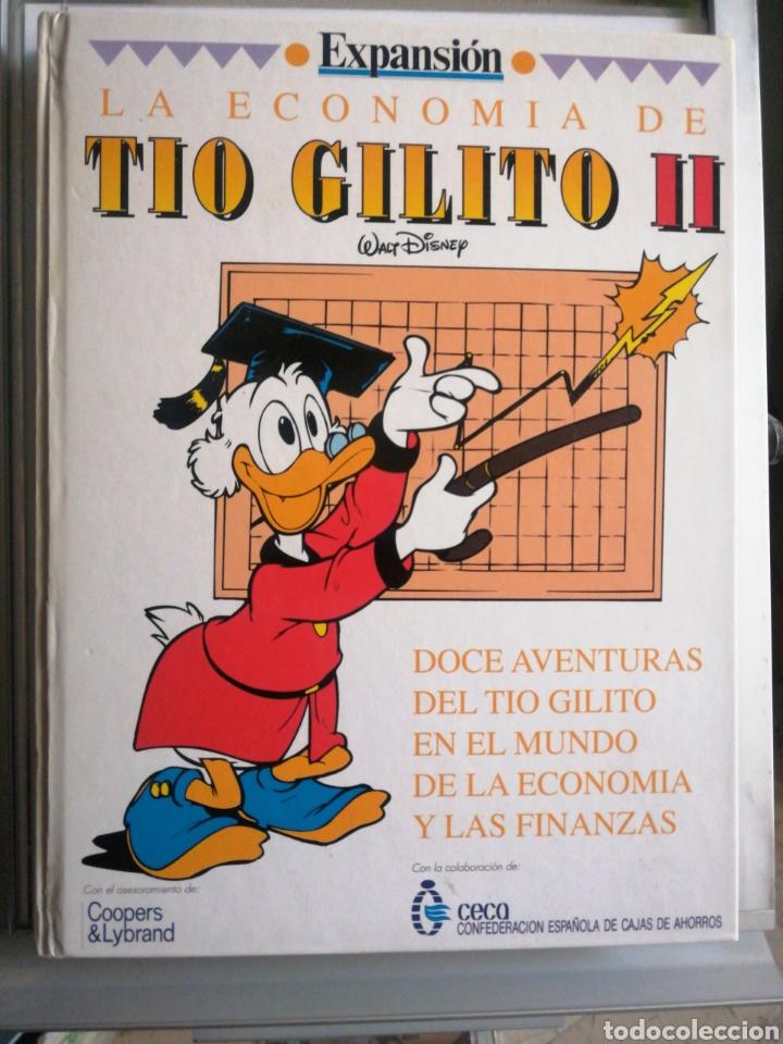 LA ECONOMÍA DE TÍO GILITO. II. WALT DISNEY (Libros Nuevos - Literatura Infantil y Juvenil - Literatura Juvenil)