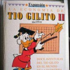 Libros: LA ECONOMÍA DE TÍO GILITO. II. WALT DISNEY. Lote 268930469