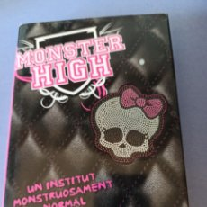 Libros: MONSTER HIGH. LISI HARRISON. Lote 269219253