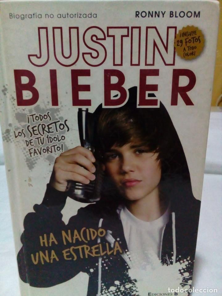 JUSTIN BIEBER: HA NACIDO UNA ESTRELLA (CONECTAD@S) (ESPAÑOL) TAPA DURA – 23 FEBRERO 2011 (Libros Nuevos - Literatura Infantil y Juvenil - Literatura Juvenil)