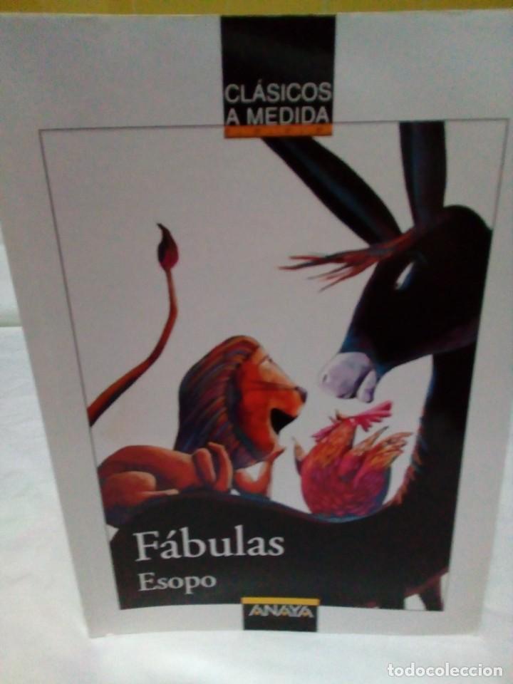 FABULAS ESOPO (Libros Nuevos - Literatura Infantil y Juvenil - Literatura Juvenil)