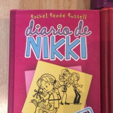 "Libros: ""DIARIO DE NIKKI"""". COLECCIÓN 9 VOLÚMENES. Lote 269476578"