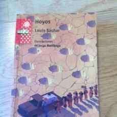 "Libros: ""HOYOS"". Lote 269480803"