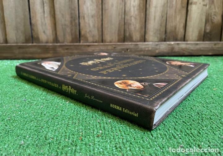 Libros: Harry Potter. El gran libro de los personajes . Norma editorial . Impoluto - Foto 2 - 269731838