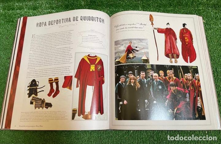 Libros: Harry Potter. El gran libro de los personajes . Norma editorial . Impoluto - Foto 5 - 269731838