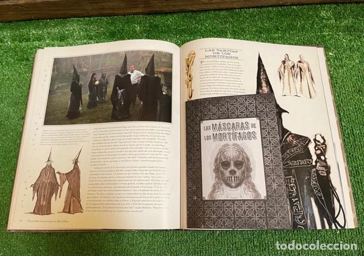 Libros: Harry Potter. El gran libro de los personajes . Norma editorial . Impoluto - Foto 6 - 269731838