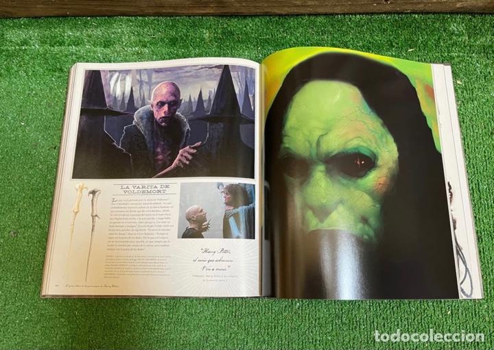 Libros: Harry Potter. El gran libro de los personajes . Norma editorial . Impoluto - Foto 7 - 269731838