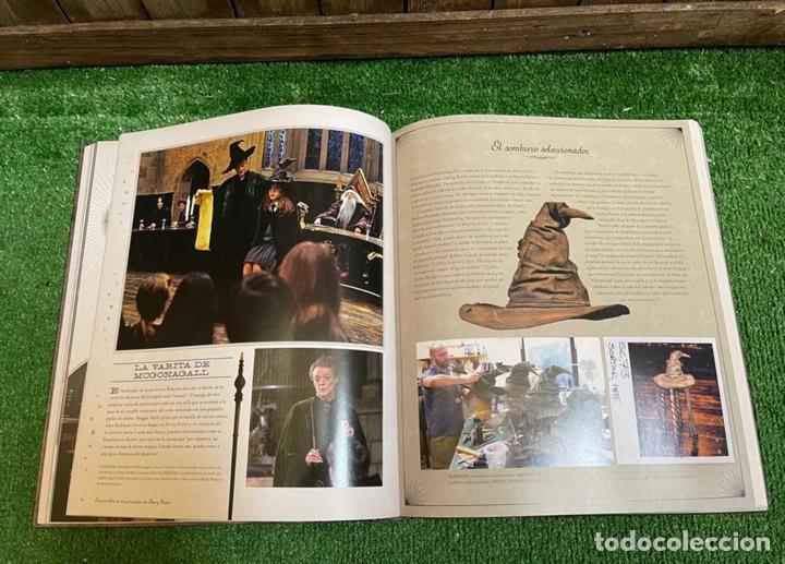 Libros: Harry Potter. El gran libro de los personajes . Norma editorial . Impoluto - Foto 8 - 269731838