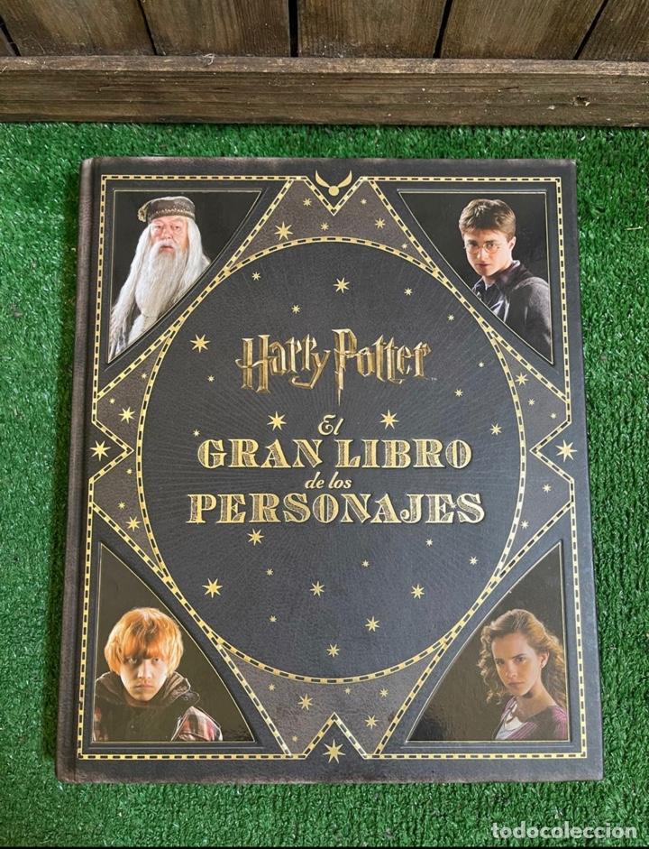 HARRY POTTER. EL GRAN LIBRO DE LOS PERSONAJES . NORMA EDITORIAL . IMPOLUTO (Libros Nuevos - Literatura Infantil y Juvenil - Literatura Juvenil)