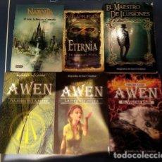 Libros: PACK DE LIBROS FANTÁSTICOS, LITERATURA JUVENIL.... Lote 269742113