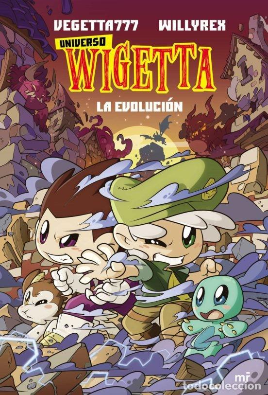 UNIVERSO WIGETTA LA EVOLUCION ESTADO NUEVO (Libros Nuevos - Literatura Infantil y Juvenil - Literatura Juvenil)