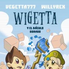 Libros: UNIVERSO WIGETTA Y EL BACULO DORADO COLECCION 4 YOU ESTADO NUEVO. Lote 269767678