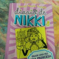 Libros: DIARIO DE NIKKI RACHEL RENE RUSSELL. Lote 270915418