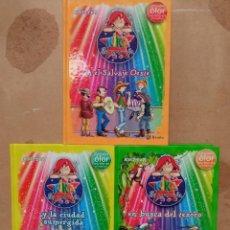Libros: KIKA SUPER BRUJA LOTE 6/. Lote 270916278
