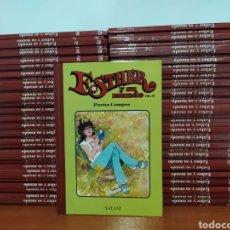 Libros: COLECCIÓN COMPLETA ESTER Y SU MUNDO. Lote 275464248