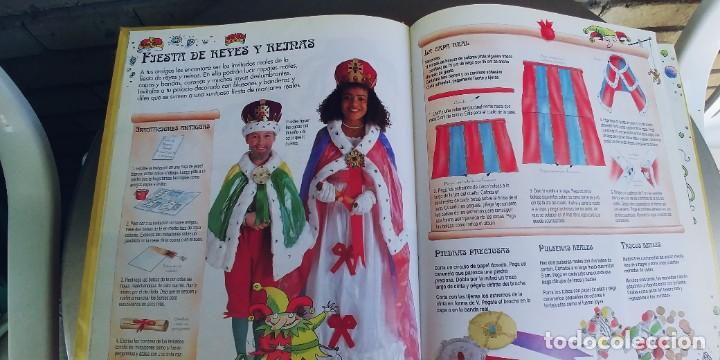 Libros: DIVIÉRTETE HACIENDO DISFRACES - LIBRO,MARÍA GORDON - EDITORIAL DEBATE - 1993. - Foto 4 - 276385038
