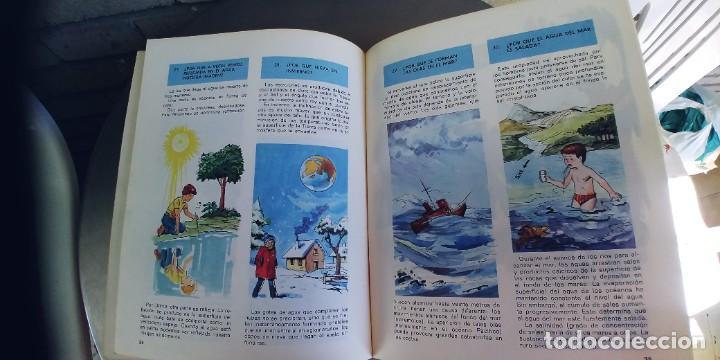 Libros: El porqué de las cosas ,coleccion viaje por la ciencia,SUSAETA,TAPA FINA,AÑO 1975 - Foto 3 - 276389673
