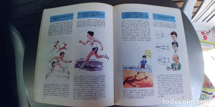 Libros: El porqué de las cosas ,coleccion viaje por la ciencia,SUSAETA,TAPA FINA,AÑO 1975 - Foto 4 - 276389673