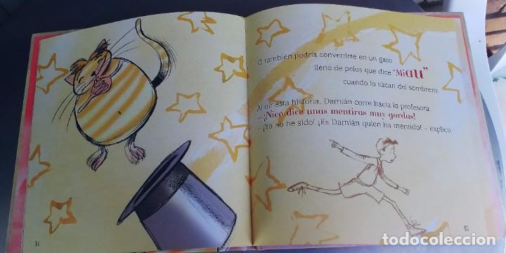 Libros: NICO Y EL MONTON DE TROLAS,TAPA DURA,ESPASA,AÑO 2010 - Foto 4 - 276391563