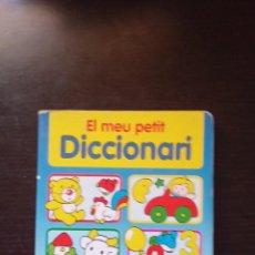 Libros: EL MEU PETIT DICCIONARI.EDITIONS LE BALLON.. Lote 276984038