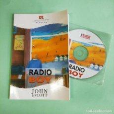 Libros: RADIO BOY EN INGLES + CD . RICHMOND READERS. NUEVO A ESTRENAR. Lote 279432293