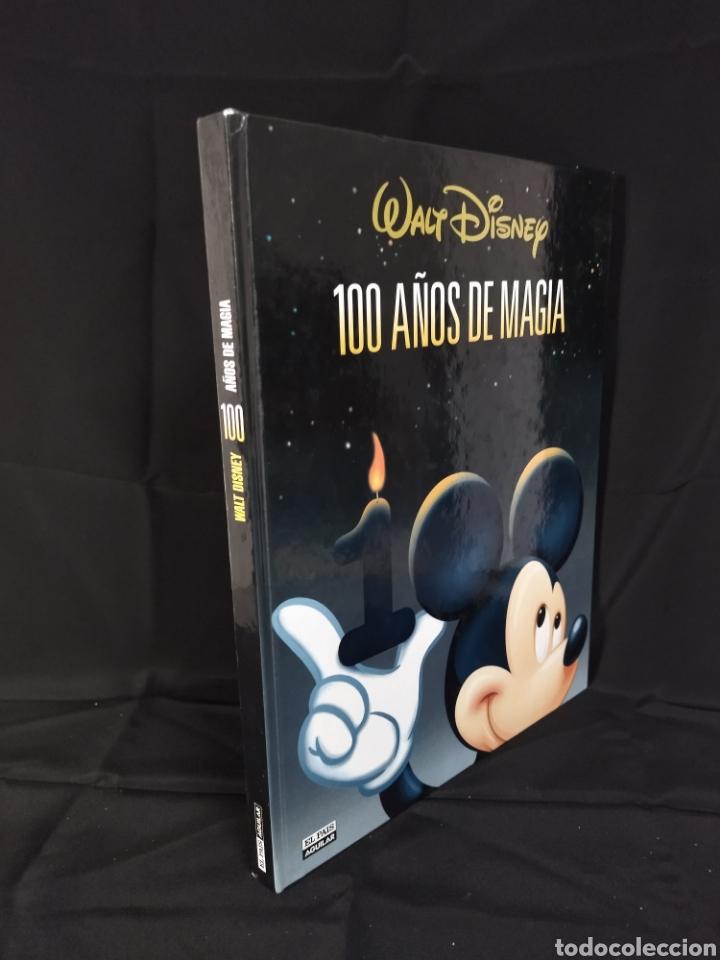 Libros: Libro de Walt Disney ,100 años de magia ,cantidad de información y documentación gráfica - Foto 2 - 280960858
