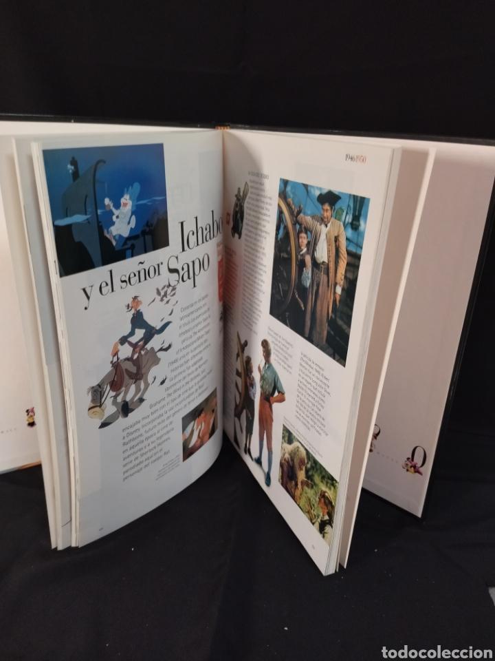 Libros: Libro de Walt Disney ,100 años de magia ,cantidad de información y documentación gráfica - Foto 4 - 280960858
