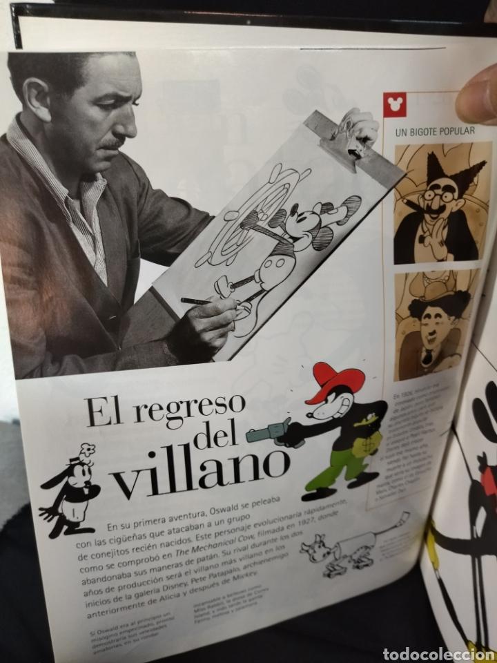 Libros: Libro de Walt Disney ,100 años de magia ,cantidad de información y documentación gráfica - Foto 7 - 280960858
