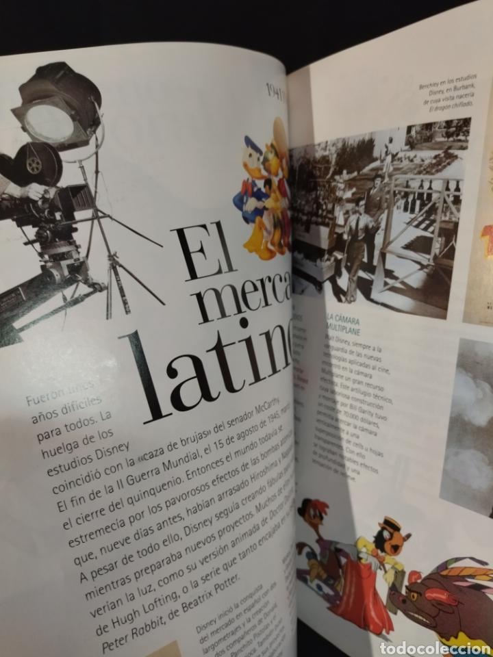 Libros: Libro de Walt Disney ,100 años de magia ,cantidad de información y documentación gráfica - Foto 9 - 280960858