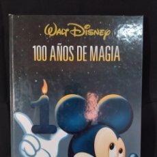 Libros: LIBRO DE WALT DISNEY ,100 AÑOS DE MAGIA ,CANTIDAD DE INFORMACIÓN Y DOCUMENTACIÓN GRÁFICA. Lote 280960858