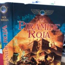 Livres: LA PIRAMIDE ROJA - RICK RIORDAN. Lote 282192103
