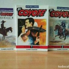 Libros: LOTE DE NOVELAS DE EL COYOTE. Lote 282958483