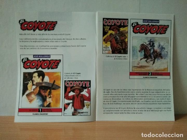 Libros: LOTE DE NOVELAS DE EL COYOTE - Foto 4 - 282958483