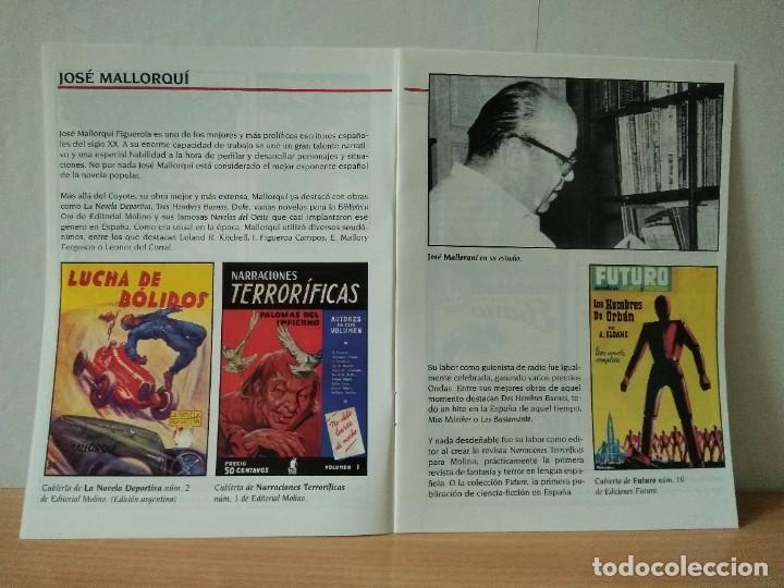 Libros: LOTE DE NOVELAS DE EL COYOTE - Foto 5 - 282958483