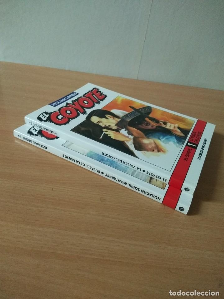 Libros: LOTE DE NOVELAS DE EL COYOTE - Foto 8 - 282958483