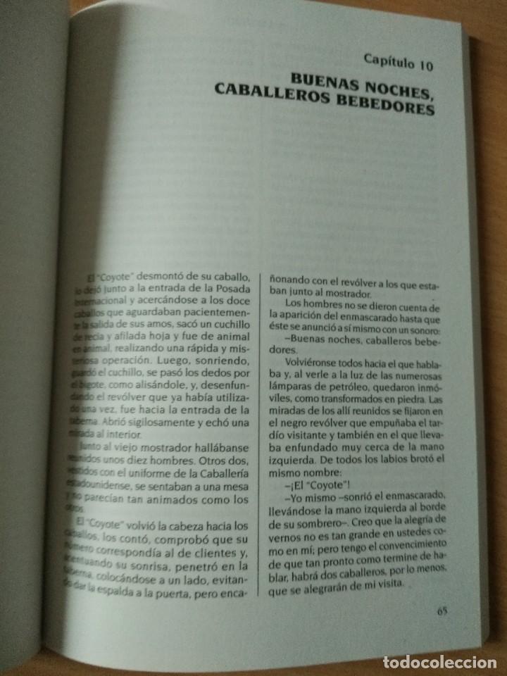 Libros: LOTE DE NOVELAS DE EL COYOTE - Foto 12 - 282958483