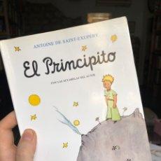 Livres: EL PRINCIPITO 2003 SALAMANDRA - INCLUYE TEXTO ORIGINAL EN FRANCÉS - ACUARELAS ORIGINALES DE EXUPERY. Lote 283678573