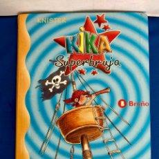 Libros: LIBRO KIKA LA SÚPERBRUJA EN EUSKERA, NUEVO. Lote 284807628