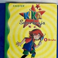 Libros: LIBRO KIKA LA SÚPERBRUJA, EN EUSKERA, NUEVO. Lote 284807843