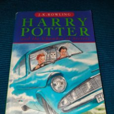 Libros: HARRY POTTER AND THE CHAMBER OF SECRETS, J.K. ROWLING, BLOMSBURY 1998. Lote 284811918