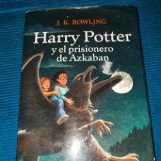 Libros: HARRY POTTER Y EL PRISIONERO DE AZKABAN, EMECÉ, 2000. Lote 284812353