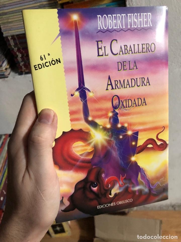 EL CABALLERO DE LA ARMADURA OXIDADA - ROBERT FISHER (Libros Nuevos - Literatura Infantil y Juvenil - Literatura Juvenil)