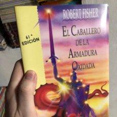 Libros: EL CABALLERO DE LA ARMADURA OXIDADA - ROBERT FISHER. Lote 286826893