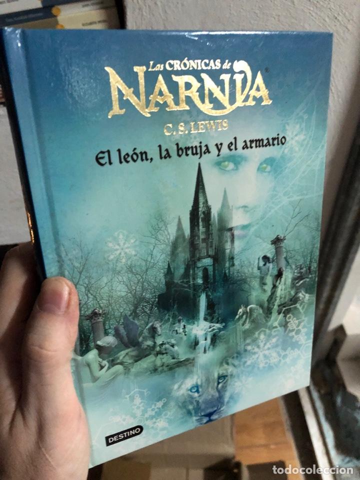 EL LEÓN, LA BRUJA Y EL ARMARIO: LAS CRÓNICAS DE NARNIA-C. S. LEWIS (Libros Nuevos - Literatura Infantil y Juvenil - Literatura Juvenil)