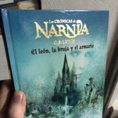 Libros: EL LEÓN, LA BRUJA Y EL ARMARIO: LAS CRÓNICAS DE NARNIA-C. S. LEWIS. Lote 286826943