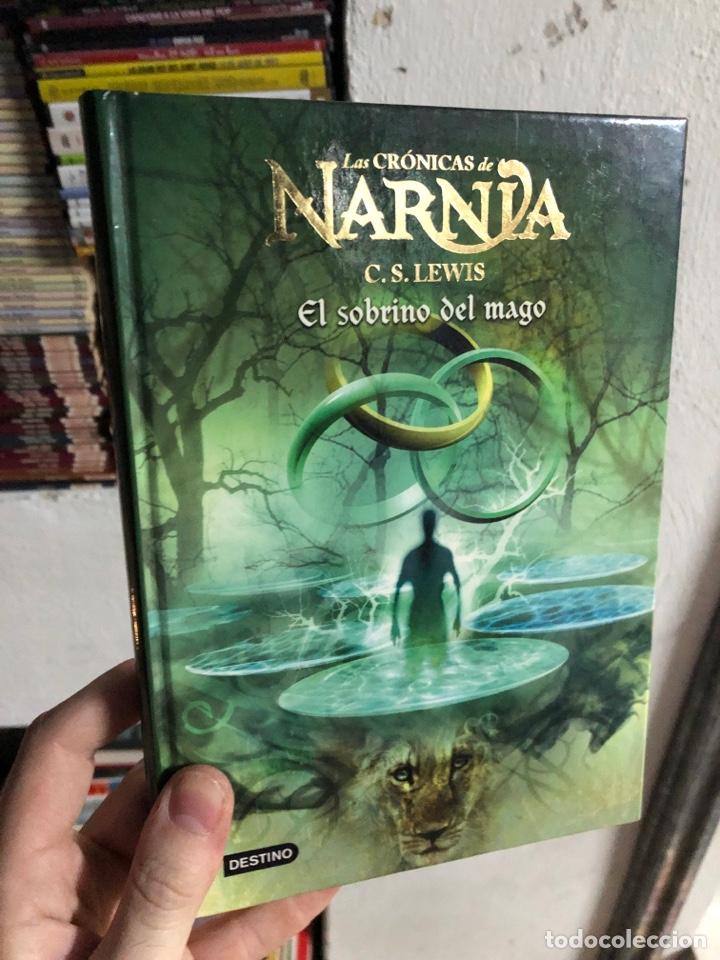 EL SOBRINO DEL MAGO: -LAS CRÓNICAS DE NARNIA-C. S. LEWIS (Libros Nuevos - Literatura Infantil y Juvenil - Literatura Juvenil)