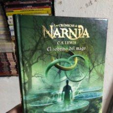 Libros: EL SOBRINO DEL MAGO: -LAS CRÓNICAS DE NARNIA-C. S. LEWIS. Lote 286827003